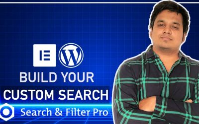 WordPress For Beginners – Search and Filter Pro WordPress plugin tutorial – Build your custom WordPress search [ZERO CODING]