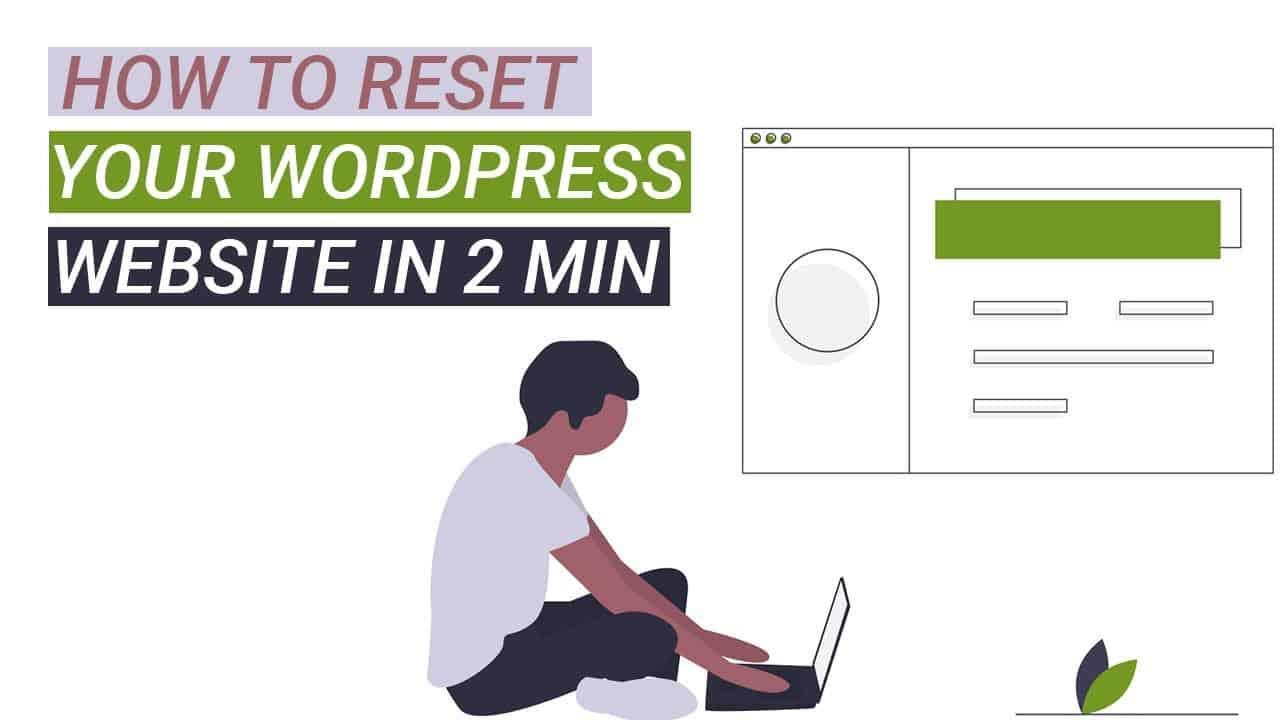 WORDPRESS TIPS | HOW TO RESET YOUR WORDPRESS WEBSITE IN 2 MIN | WORDPRESS TIPS AND TRICK