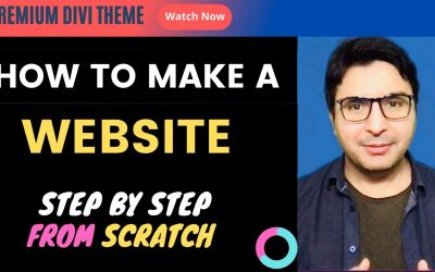 WordPress For Beginners – How to Make a WordPress Website from Scratch | Step-by-Step Guideline-2021