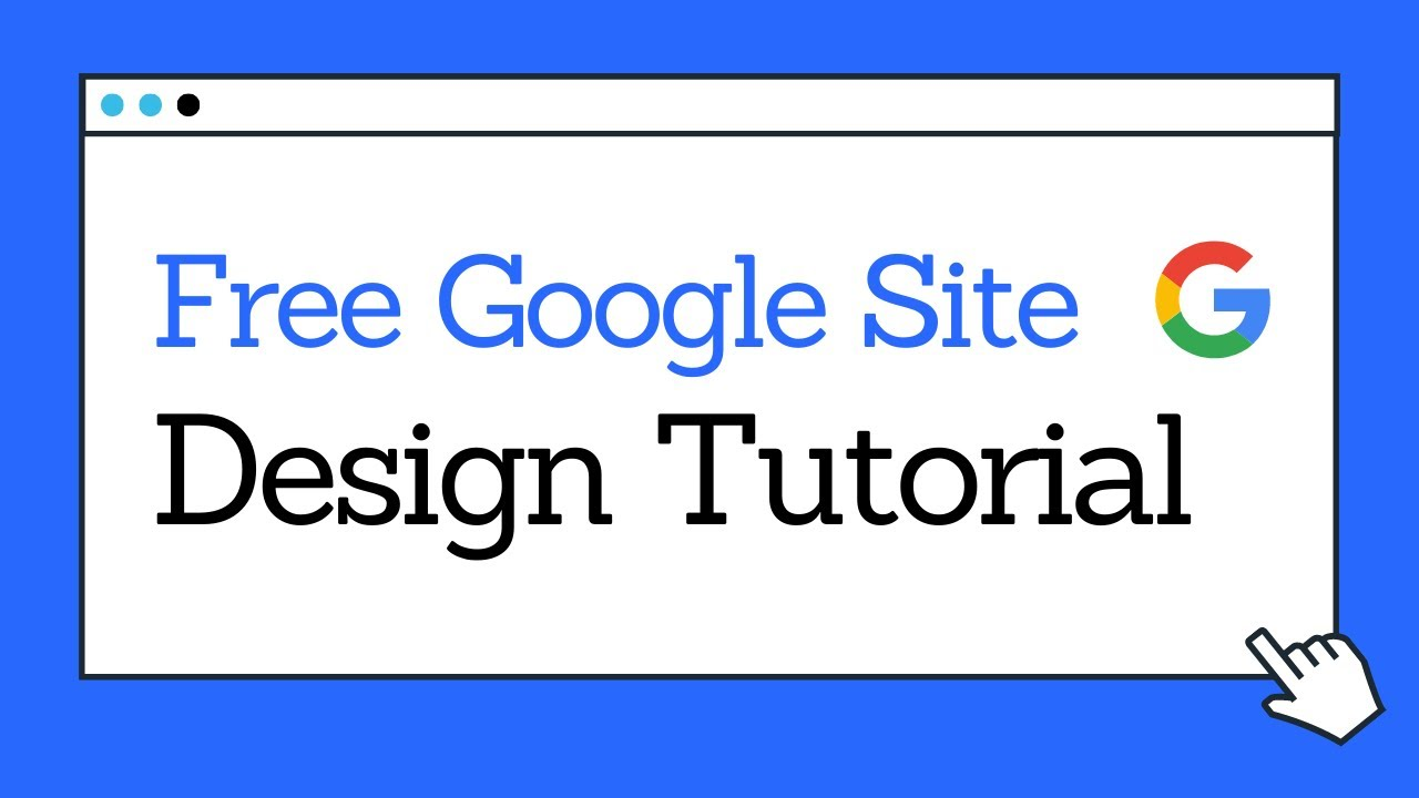 How to Create a Google Site for FREE - Tutorial