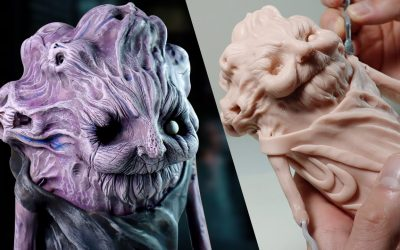 """Do It Yourself – Tutorials – Making Up MY OWN Original Character 5 – Meet """"The Mother"""""""