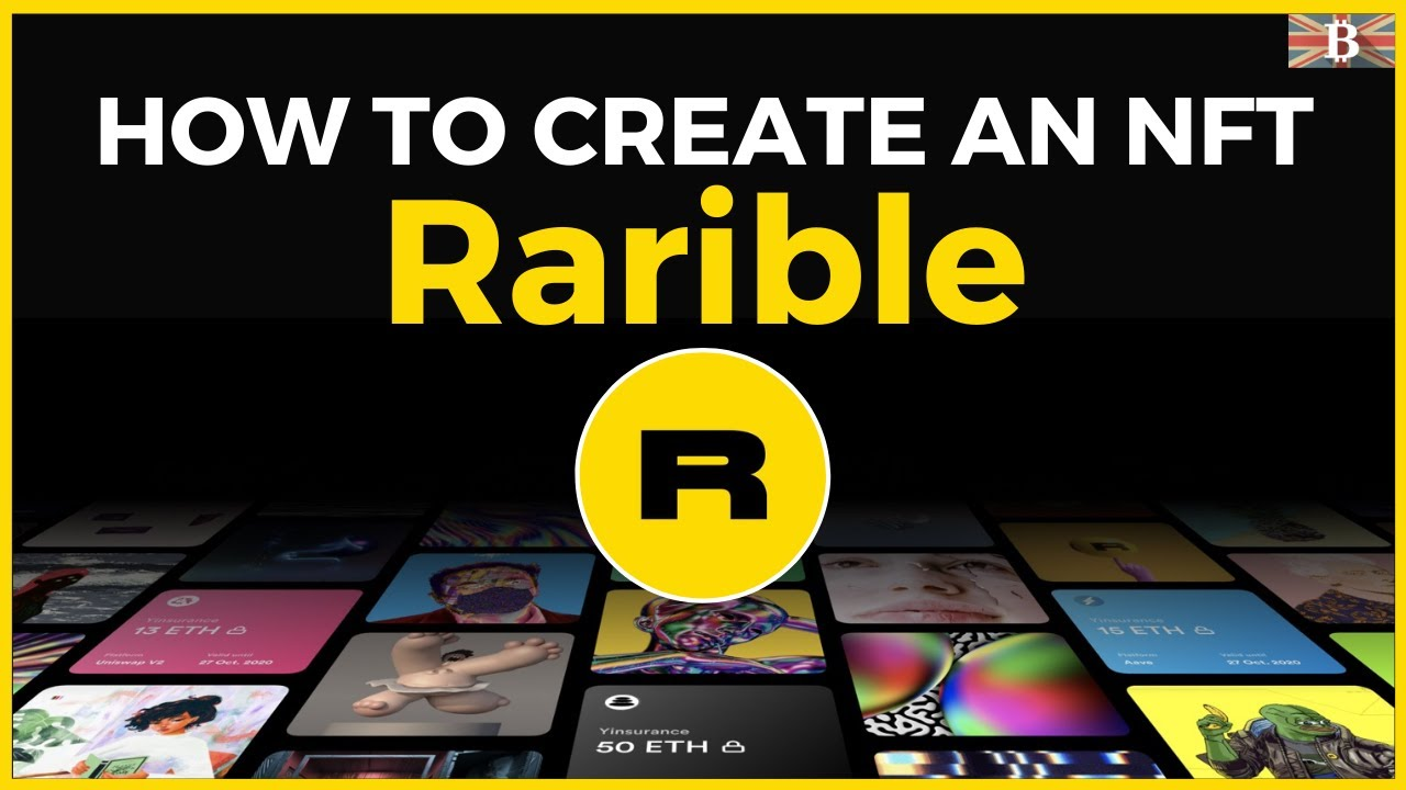 How to Create an NFT with Rarible: Beginners Guide to Convert Art to NFTs