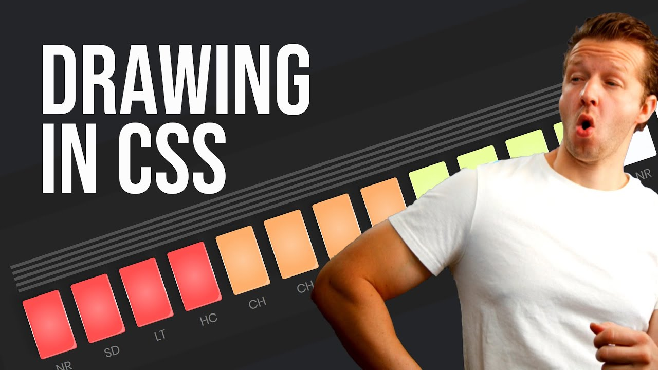 Drawing with CSS - Intermediate to Advanced CSS/Sass