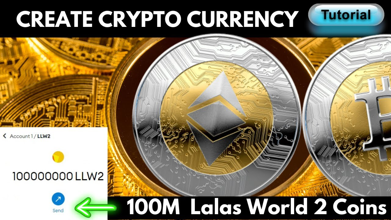 How To Make Your Own Cryptocurrency EthereumERC20 Token 2021