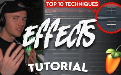 Do It Yourself – Tutorials – 10 EFFECTS TO MAKE YOUR BEATS MORE INTERESTING – (FL Studio Effects Tutorial)