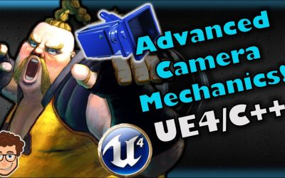 Do It Yourself – Tutorials – Advanced Camera Mechanics | How To Make YOUR OWN Fighting Game! | UE4 and C++ Tutorial, Part 65