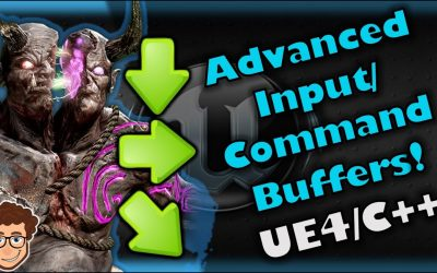 Do It Yourself – Tutorials – Advanced Input System!   How To Make YOUR OWN Fighting Game!   UE4 and C++ Tutorial, Part 63