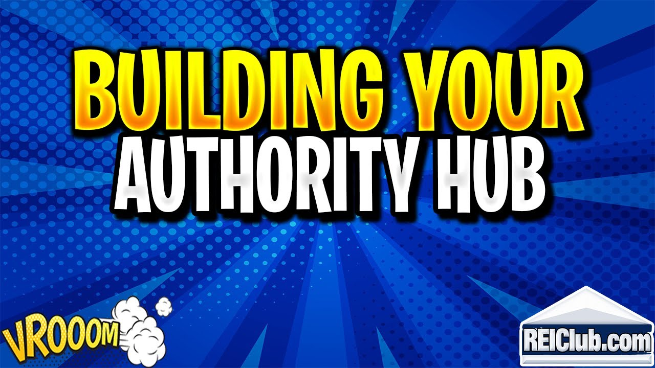 Build Your Carrot Real Estate Investor Website Authority Hub