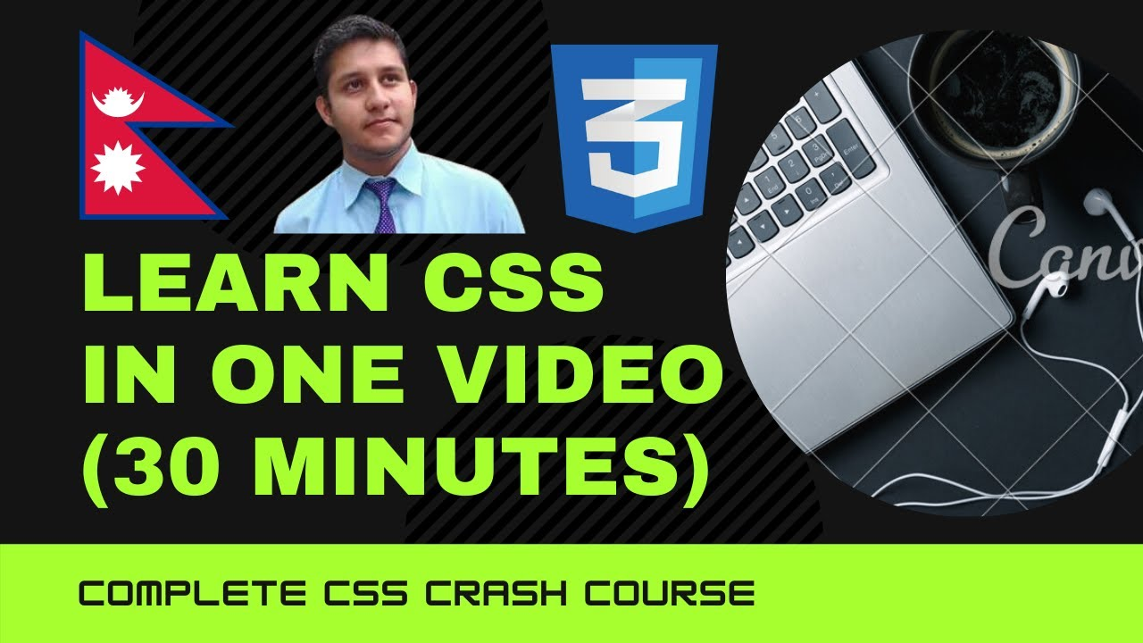 CSS Complete Tutorial In Nepali 2021| CSS complete crash course | Web Development | in Nepali