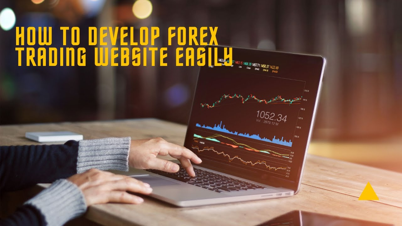 How To Design A Forex Trading Website With Admin and User dashboard
