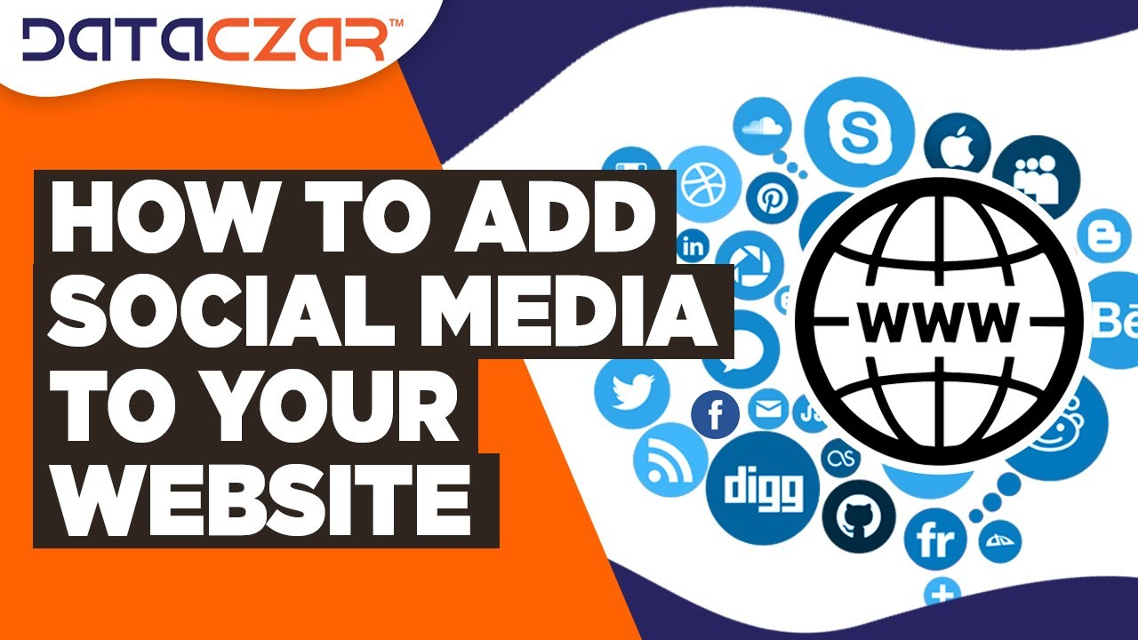 How to Add Social Media to Your Website  2nd Edition