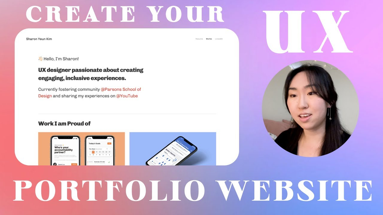 How to Create your UX Design Portfolio Website with Squarespace! TUTORIAL