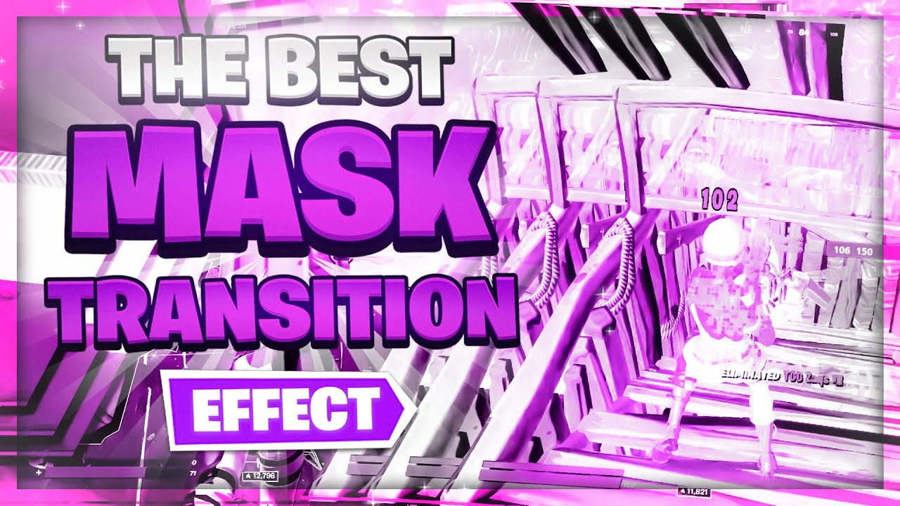 How to Make An *INSANE* Mask Transition Effect - (Edit Like Shill, 12th Hour, Neeqs) - After Effects