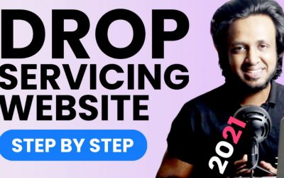 Do It Yourself – Tutorials – How to Make FREE DROP SERVICING Website with WordPress | Smartest Way to Make Money Online 2021