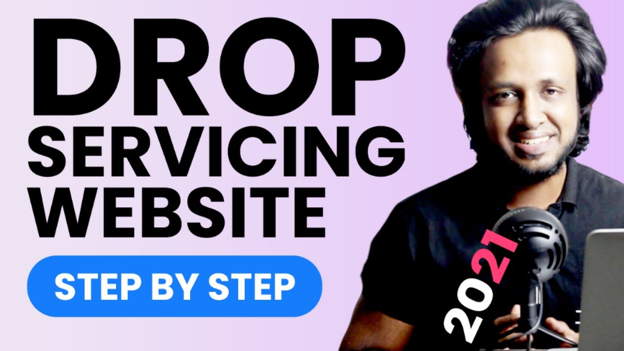 How to Make FREE DROP SERVICING Website with WordPress | Smartest Way to Make Money Online 2021