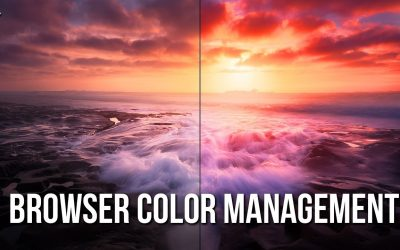 Do It Yourself – Tutorials – How to setup proper color management in a web browser
