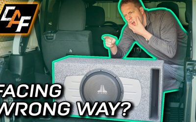 Do It Yourself – Tutorials – Is YOUR SUBWOOFER facing the WRONG way? How we locate sounds explained!
