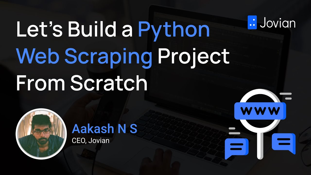 Let's Build a Python Web Scraping Project from Scratch | Hands-On Tutorial
