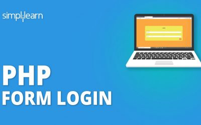 Do It Yourself – Tutorials – PHP Form Login | How To Make Login Form In PHP | PHP Tutorial For Beginners | Simplilearn
