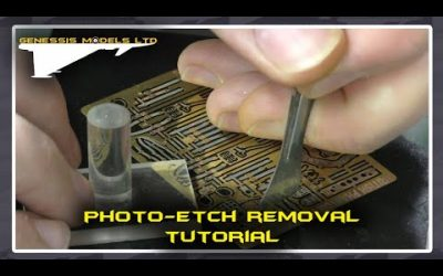 Do It Yourself – Tutorials – Photo Etch Removal : Tutorial
