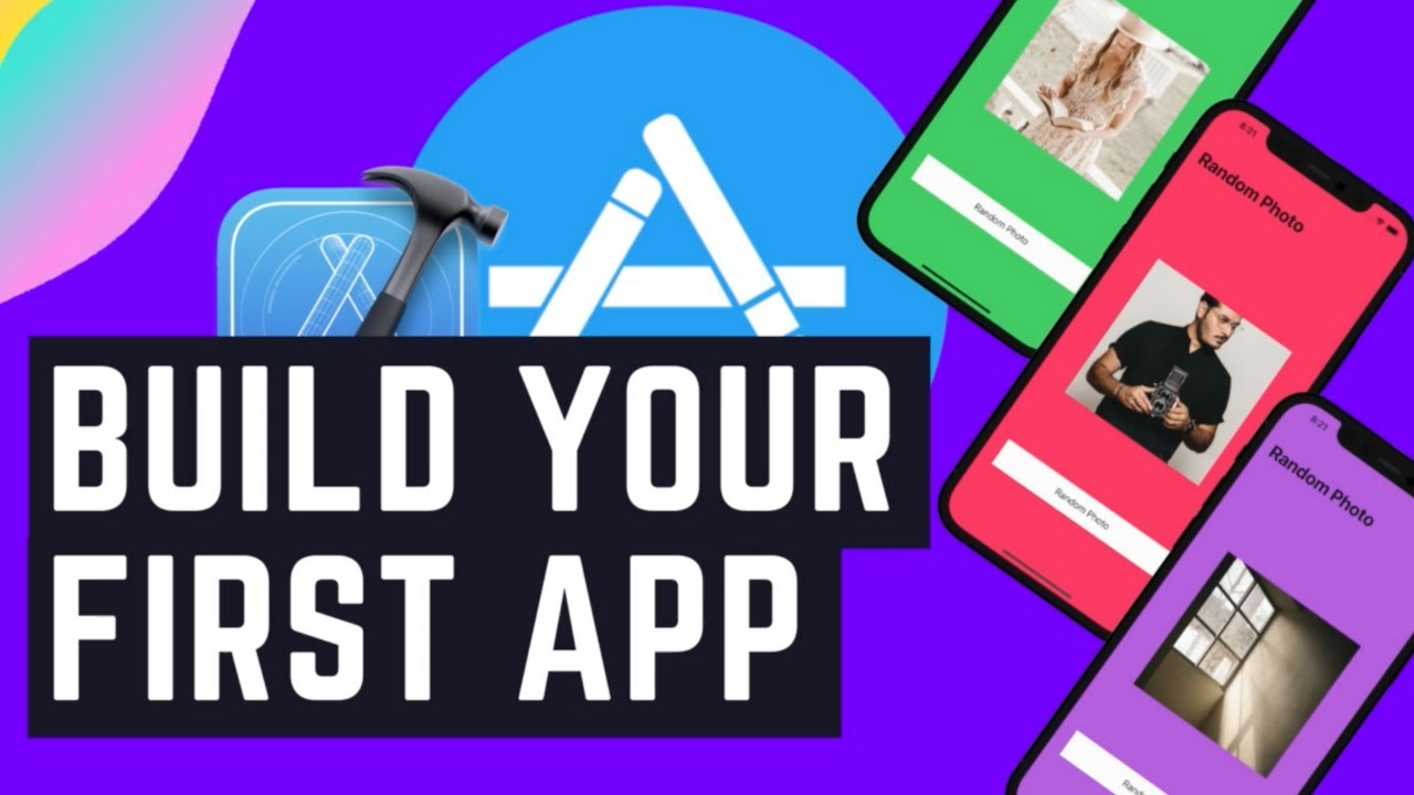 Swift: Build Your First App (2021) - iOS for Beginners