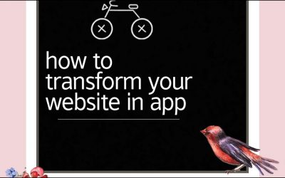 Do It Yourself – Tutorials – Tutorial-4 | how to transform your own website in app | mit app inventor