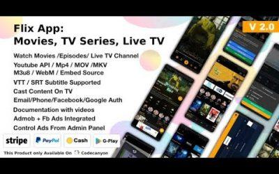Do It Yourself – Tutorials – Webflix / Flix Tv Both Web/Android Installation Tutorial Make Your Own Free OTT Platform