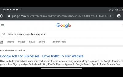 Do It Yourself – Tutorials – how to earn money from website wix.com by king saf khan khatak