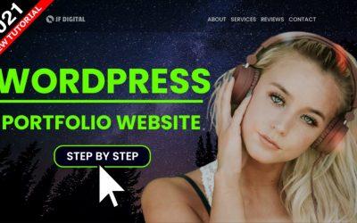 Do It Yourself – Tutorials – how to make portfolio website in wordpress with elementor