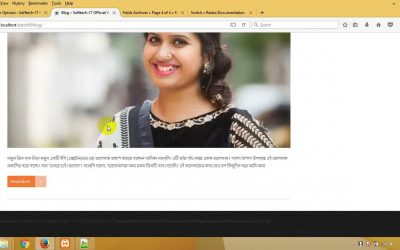 WordPress For Beginners – 91   WordPress theme development bangla tutorial part 91