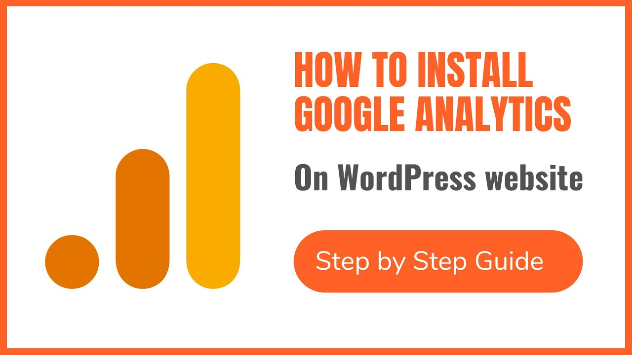 How to Install Google Analytics GA4 - Step by Step Tutorial in Hindi & English