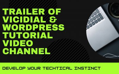 WordPress For Beginners – Vicidial Auto Dialer & WordPress Tutorial Video Channel Trailer