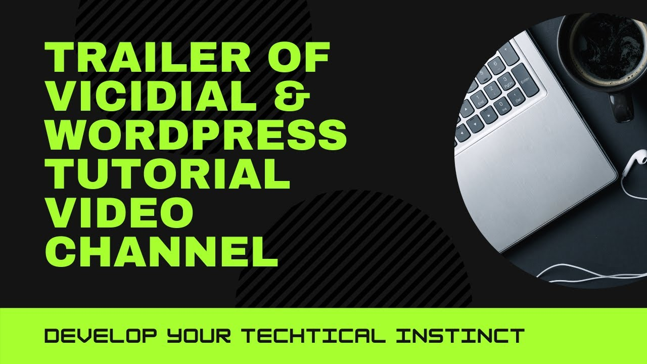Vicidial Auto Dialer & Wordpress Tutorial Video Channel Trailer