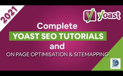 WordPress For Beginners – Yoast SEO Tutorial 2021 | SEO For Beginners (BEST WORDPRESS SETTINGS)