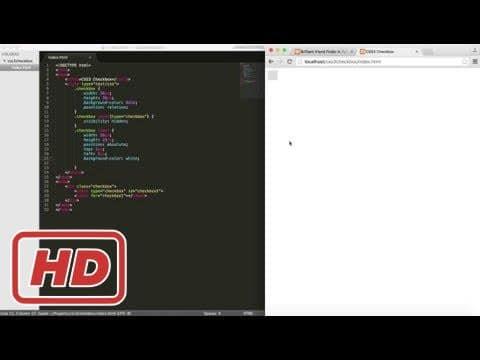 [Javascript Tutorial] [Tutorial] Customized html Checkbox using CSS