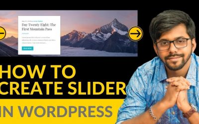 Do It Yourself – Tutorials – How to Create a Slider in WordPress Website | Bangla tutorial