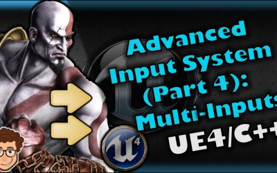 Do It Yourself – Tutorials – Advanced Input System (Part 4) | How To Make YOUR OWN Fighting Game! | UE4 and C++ Tutorial, Part 67
