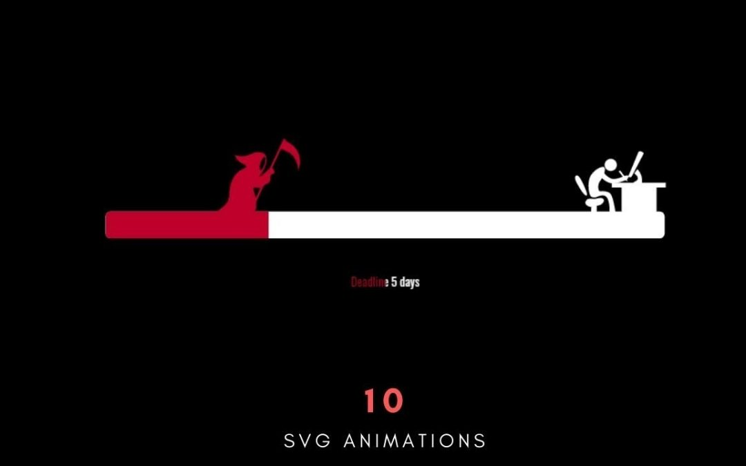 Creative SVG Animation Ideas CSS JavaScript HTML