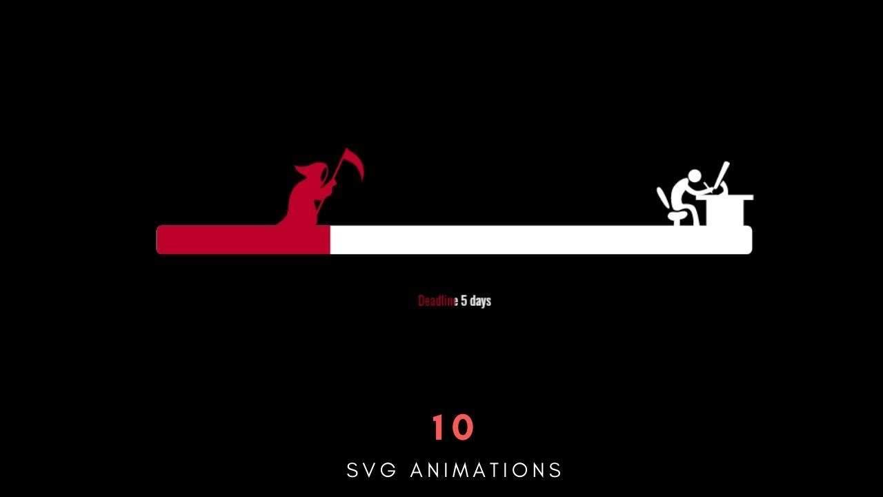 Creative SVG Animation Ideas CSS JavaScript HTML