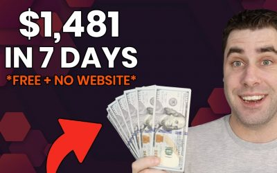 Do It Yourself – Tutorials – How To Make Money Online For FREE In 2021 With NO Website! (Setup In 15 Minutes)
