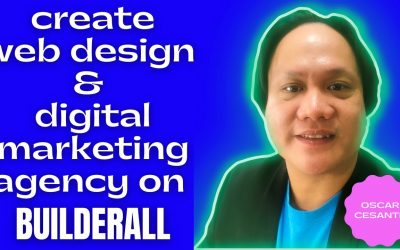 Do It Yourself – Tutorials – How to create your own web design and digital marketing agency on builderall platform   Video 8