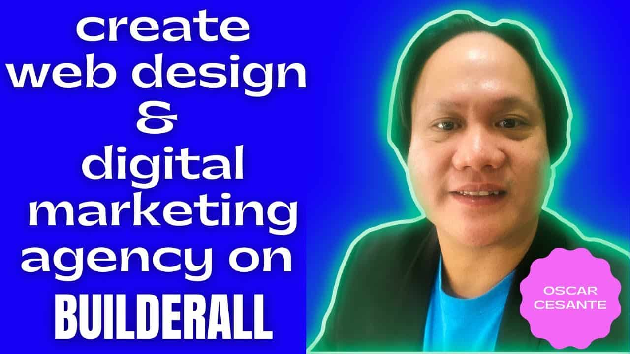 How to create your own web design and digital marketing agency on builderall platform | Video 8