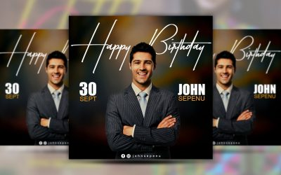 Do It Yourself – Tutorials – How to design your own HAPPY BIRTHDAY Flyers   Photoshop Flyer Tutorial For Beginners