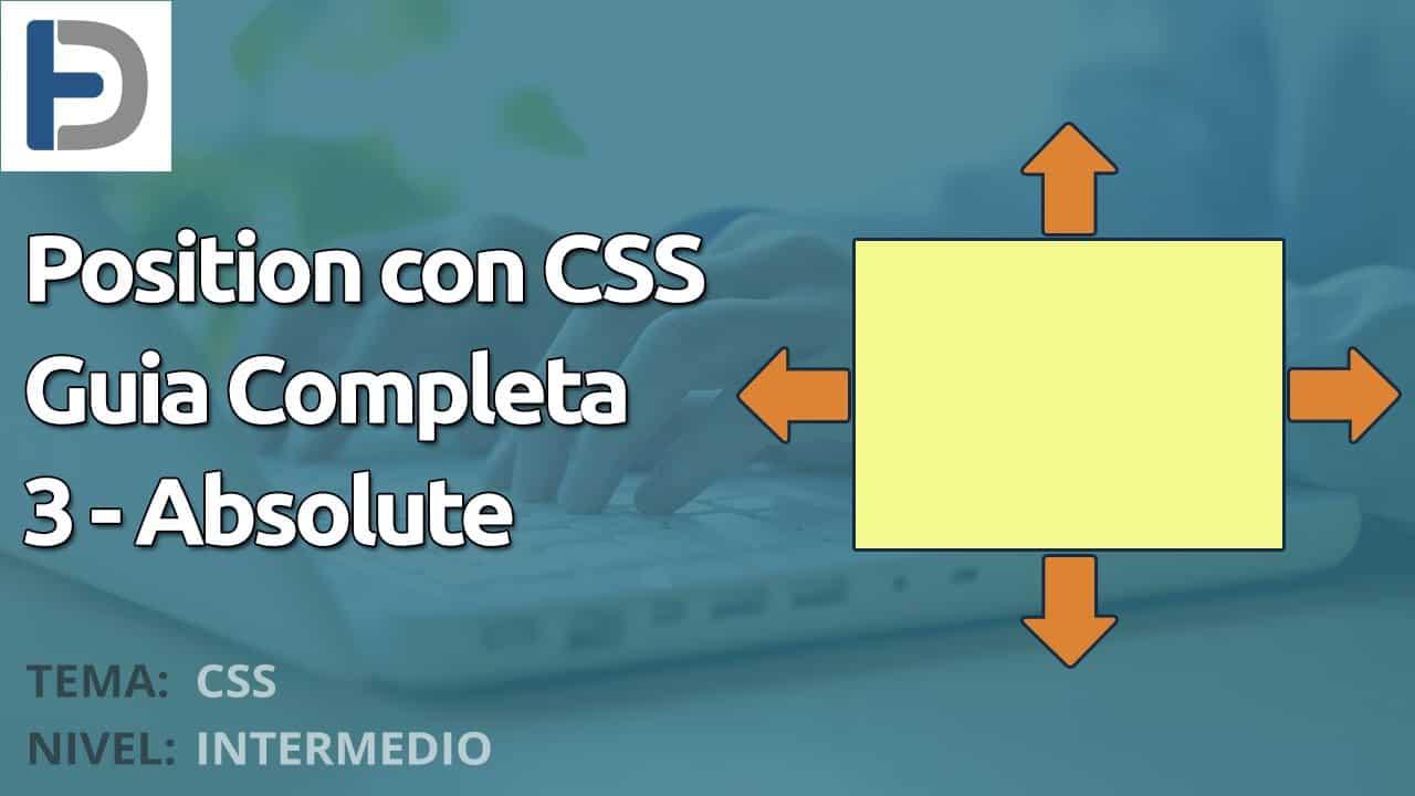 Position en CSS - Guia completa (3, absolute)