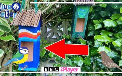 Do It Yourself – Tutorials – How to Make Your Own Bird Feeder   DIY Tutorial   w/ Adam & Mwaksy
