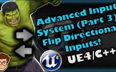 Do It Yourself – Tutorials – Advanced Input System (Part 3) | How To Make YOUR OWN Fighting Game! | UE4 and C++ Tutorial, Part 66