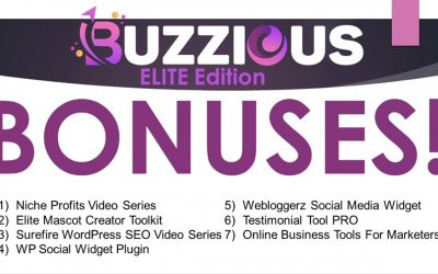 Do It Yourself – Tutorials – Buzzious clear review and demo tutorial on how to build your own free website in just one minute