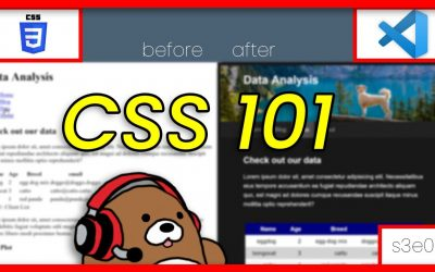 Do It Yourself – Tutorials – CSS 101; How to create a dark-theme website; VS Code   Tutorial 3/13   Julia Web Tools for Beginners