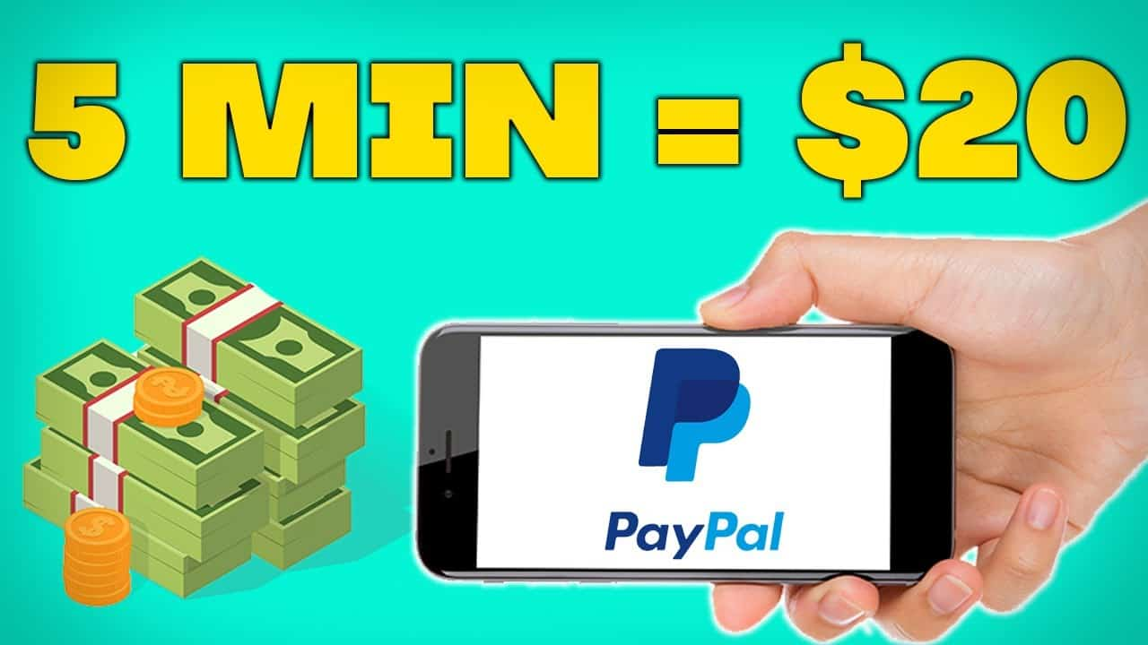 Earn $5 EVERY 20 MIN With New App (Make Money Online)