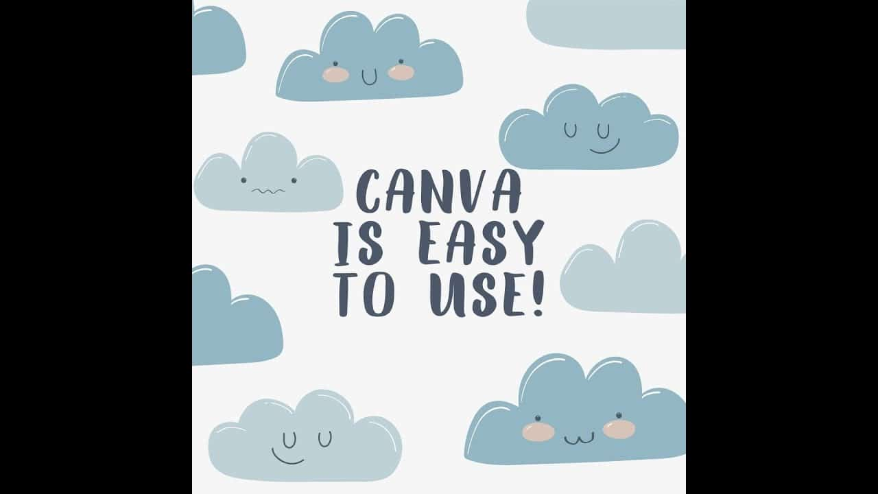 Easily make your own images with Canva